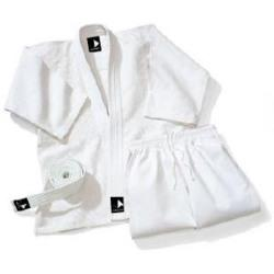 Children's Elastic Waist Judo Uniform